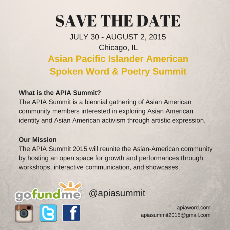 APIA SUMMIT 2015 2